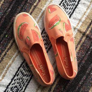 Keds - watermelon pattern